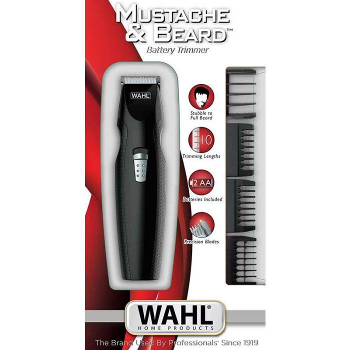 Tondeuse barbe WAHL 5606-508 MUSTACHE & BEARD