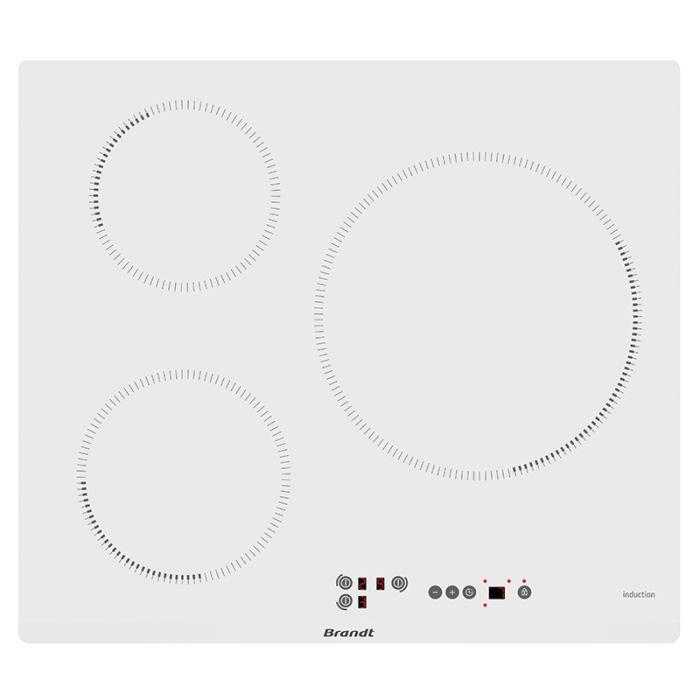Table induction BRANDT BPI 6315 W