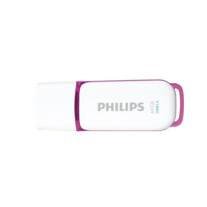 Clé USB 3.0 64 go PHILIPS Snow