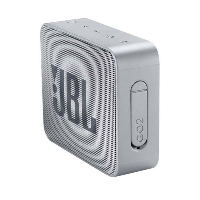 Enceinte JBL GO 2 GRIS