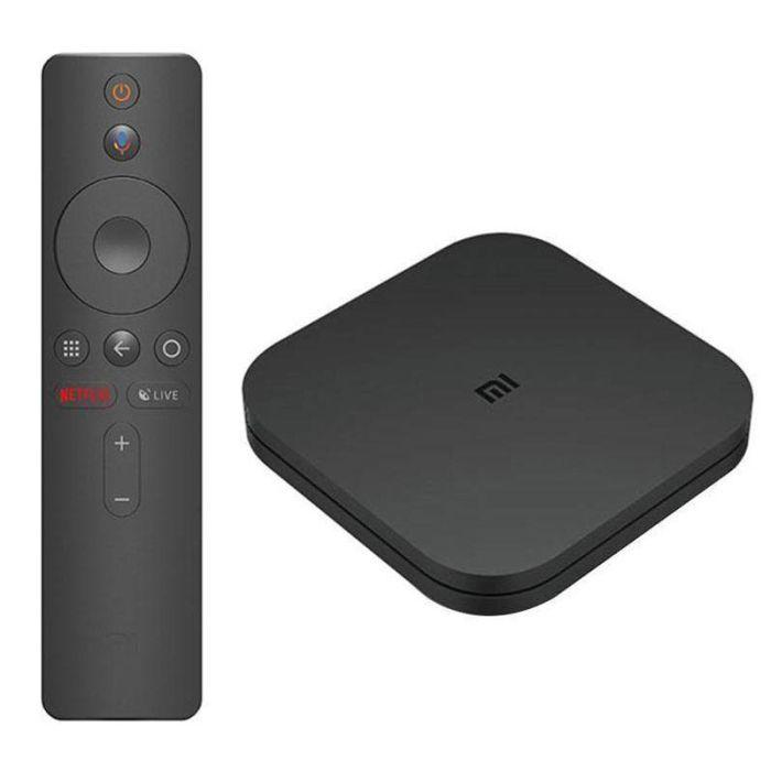 Passerelle multimédia Xiaomi Mi TV Box S Android TV