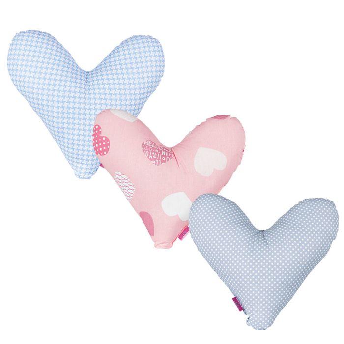 Coussin coeur by Mon bonnet rose