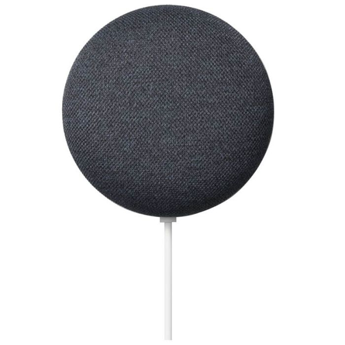 Assistant vocal Google Nest Mini Charbon