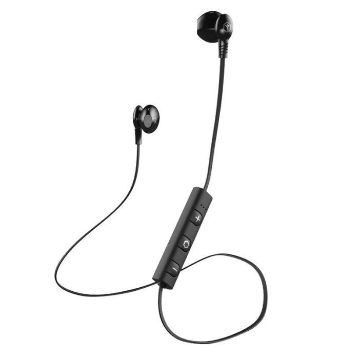 Ecouteurs RYGHT PARO Noir Bluetooth