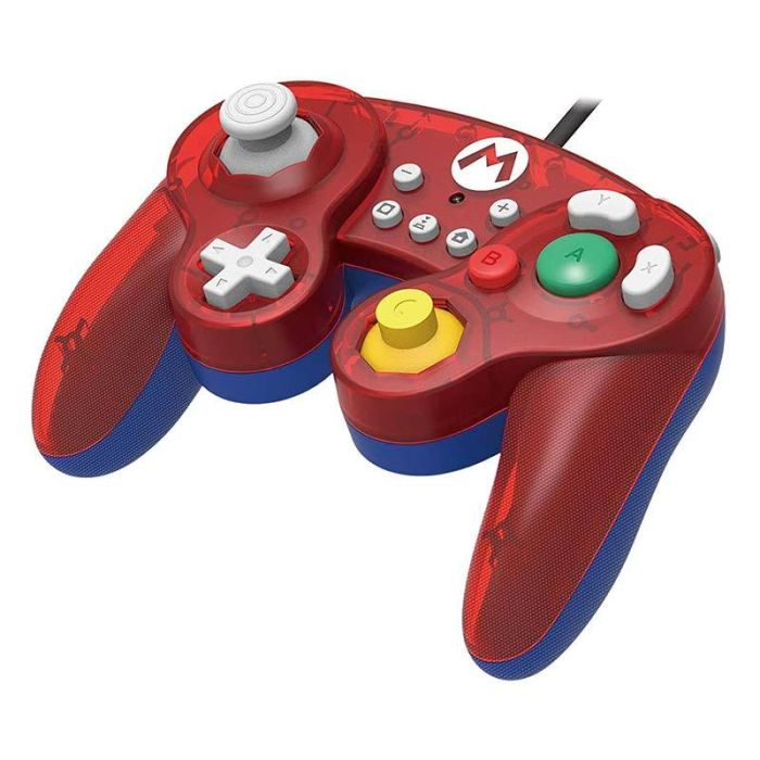 Manette HORI SWITCH Smash Bros Mario