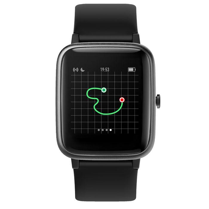 Montre Connectée WEEPLUG GPS NOIR