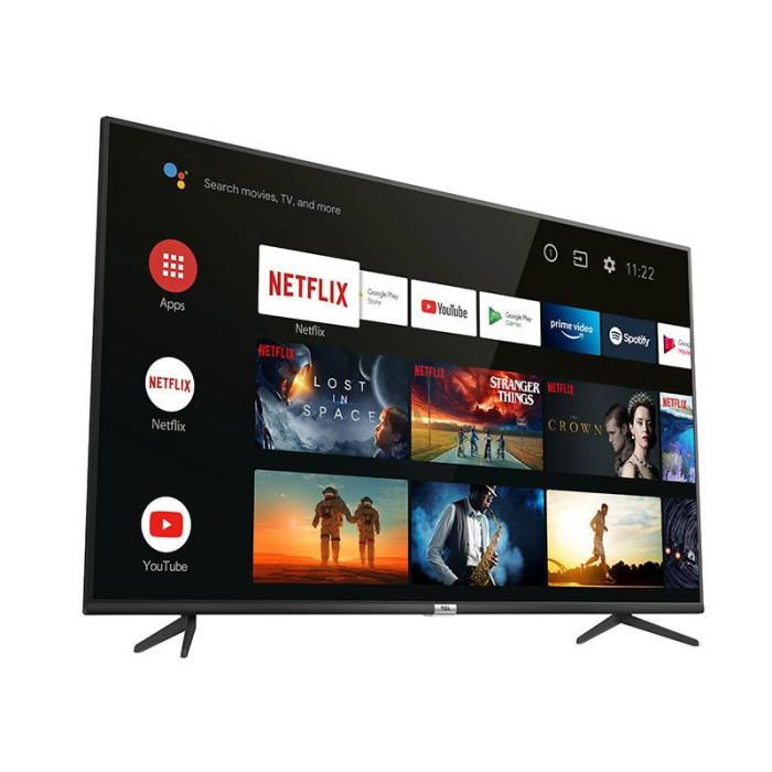 TV UHD 4K TCL 70P615 ANDROID