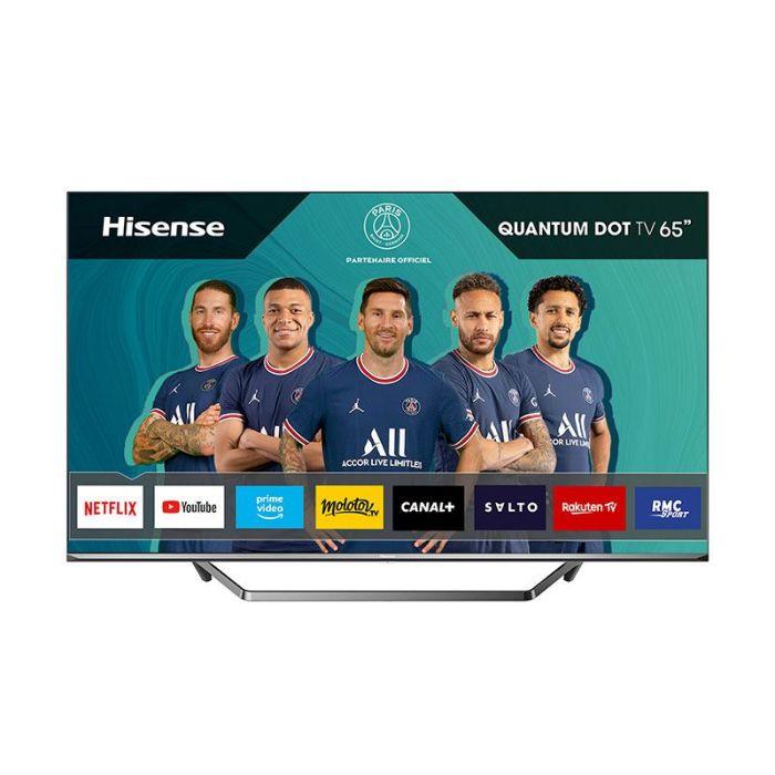 TV QLED HISENSE 65U7QF Smart