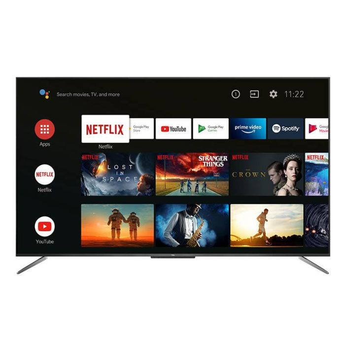 TV QLED TCL 50C715 Android