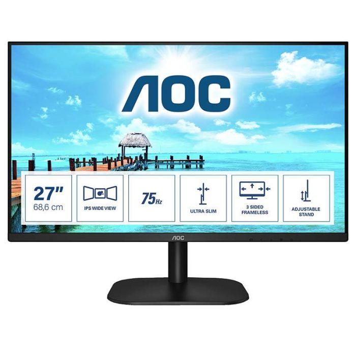 Moniteur PC AOC 27