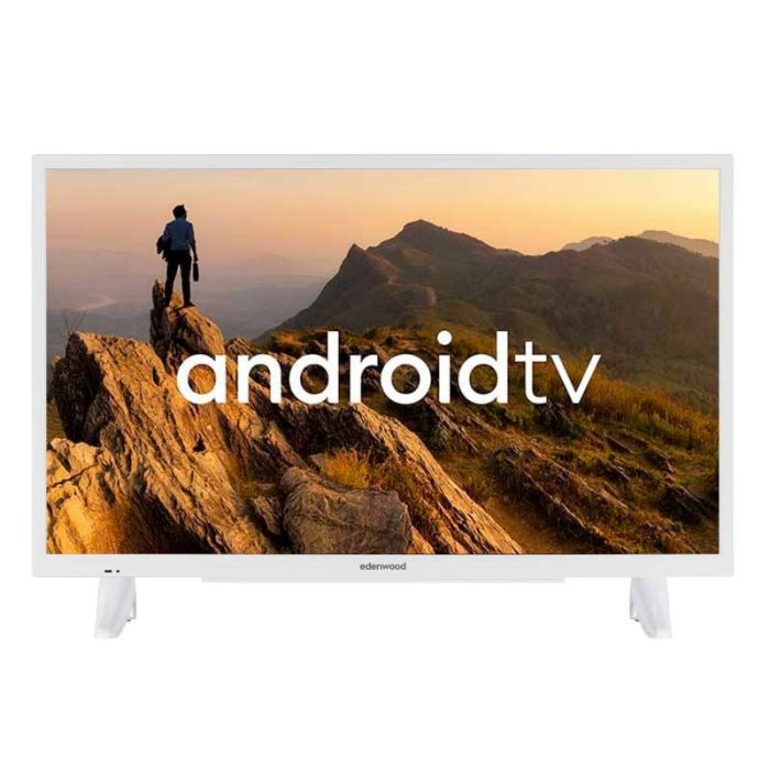 TV HD EDENWOOD ED32C02HD-VE ANDROID BLANC