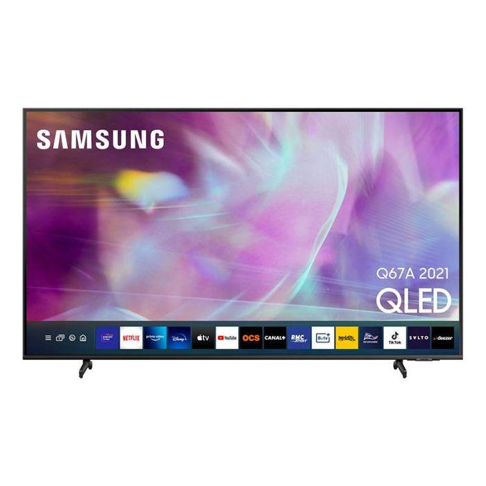 TV QLED SAMSUNG QE65Q67A Smart