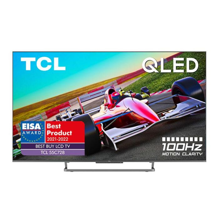 TV QLED TCL 55C727 ANDROID
