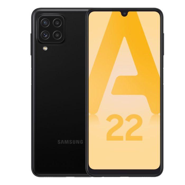 SMARTPHONE SAMSUNG A22 4G 64GO NOIR