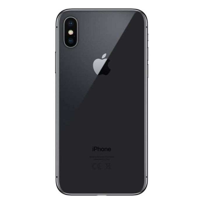 APPLE IPHONE X 64 GO GREY RECONDITIONNE GRADE A+