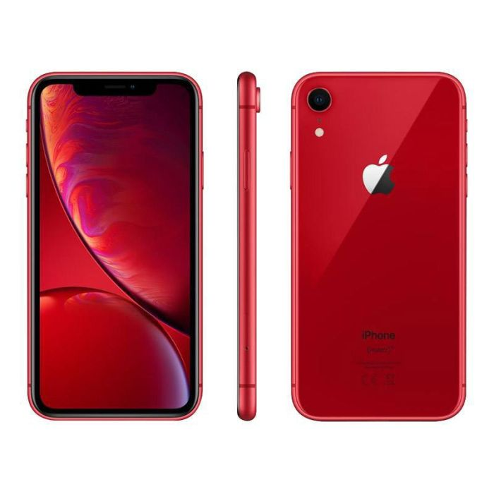 APPLE IPHONE XR 64 GO ROUGE RECONDITIONNE GRADE A+