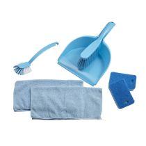 Kit de nettoyage Electro Dépôt 6 pièces