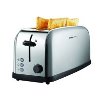 Grille-pain inox fentes larges COSYLIFE CL-TL02X