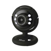 Webcam LED/micro intégré TRUST SPOTLIGHT PRO