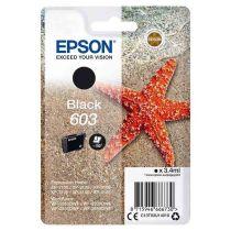 Cartouche EPSON T603 Etoile de mer Noir
