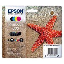 MultiPack EPSON T603 Etoile de mer 4 couleurs
