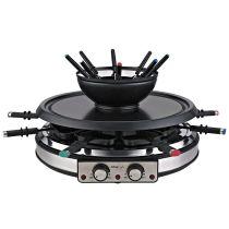 Fondue COSYLIFE CL-FO8+Raclette