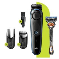 Tondeuse barbe BRAUN BT3240 + RASOIR GILLETTE