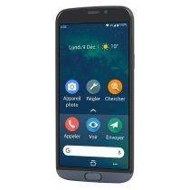 SMARTPHONE SENIOR DORO 8050 16Go GRIS