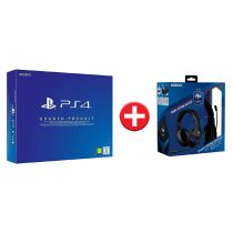 Console PS4 RECONDITIONNEE 1TO + CASQUE FFF