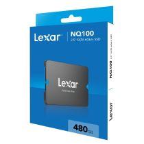 SSD interne 480Go Lexar - NQ100