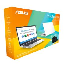 """PC Portable ASUS 14""""E410MA-EK1432TS- avec sac et souris"""