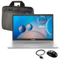 "PC Portable ASUS 14""R415JA-EK143T + sacoche + souris"