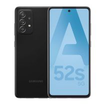 SMARTPHONE SAMSUNG A52s 5G 128Go NOIR