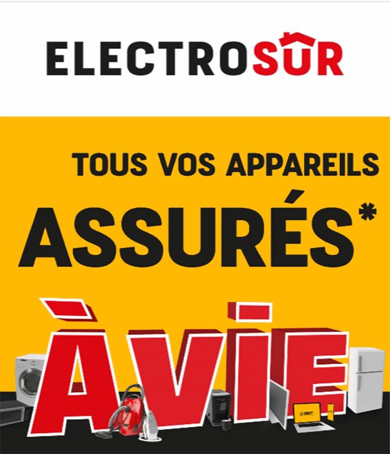 Electrosur : l'assurance pour garantir son électroménager