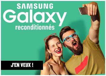 Samsung reconditionnés !
