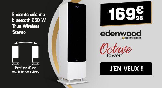 Image de la Colonne EDENWOOD OCTAVE TOWER
