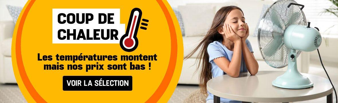 Selection climatiseurs et ventilateurs