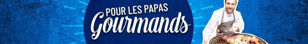 Papa gourmand