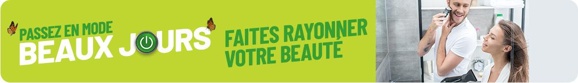 Faites rayonner votre beauté