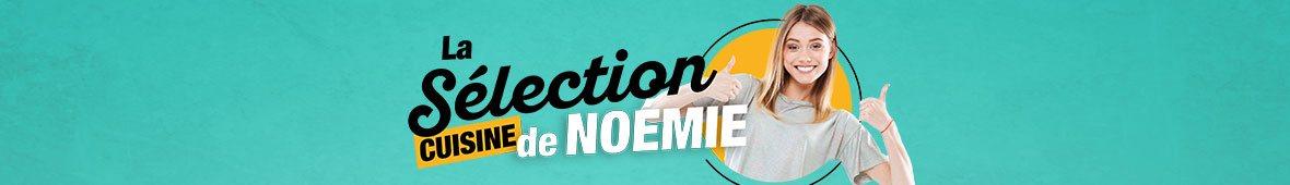 La sélection cuisine de Noémie