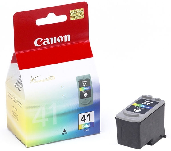 Cartouche Canon Cl41 3 Couleurs (photo)