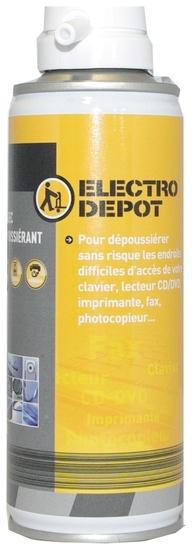 Souffleur depoussièrant Electro Depot