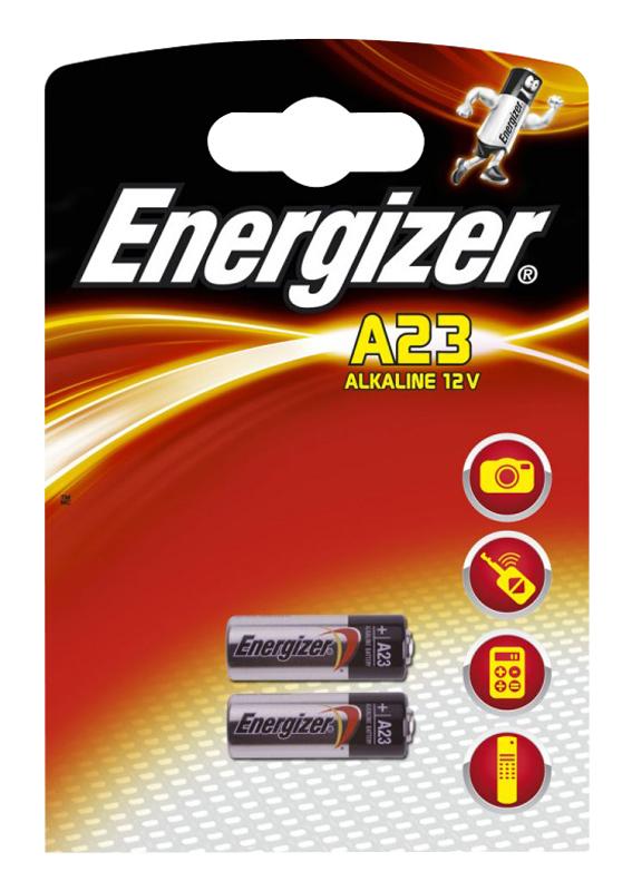 LOT DE 2 PILES ENERGIZER