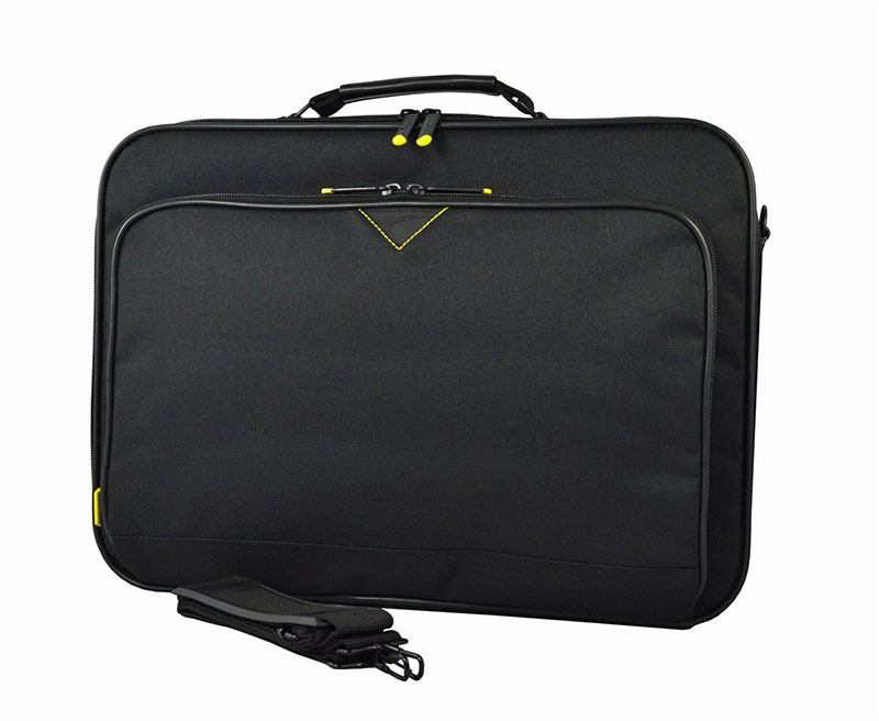 Sacoche pour ordinateur portable 12-14 TECHAIR noir (photo)