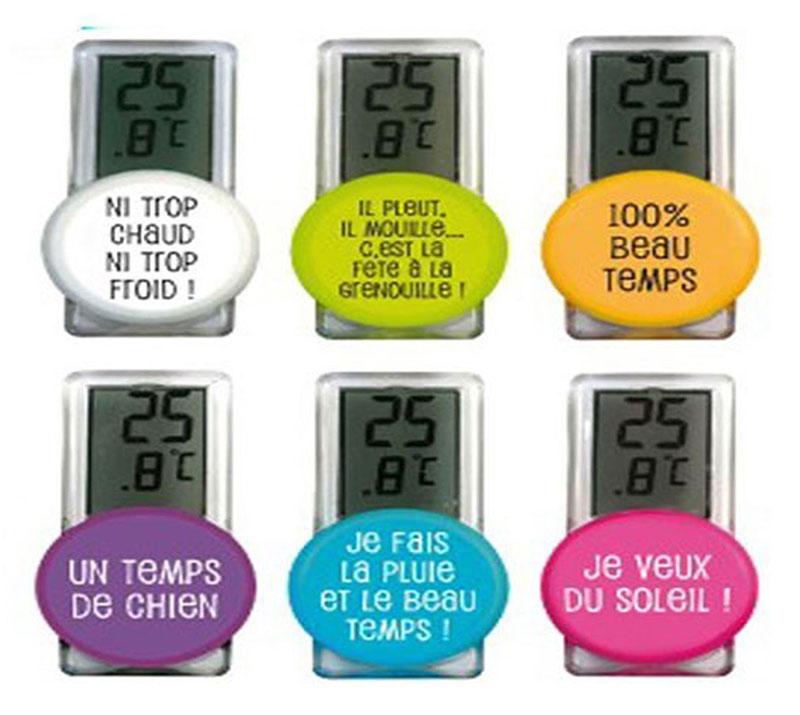 Thermomètre d'exterieur URBAN TECH HT0826