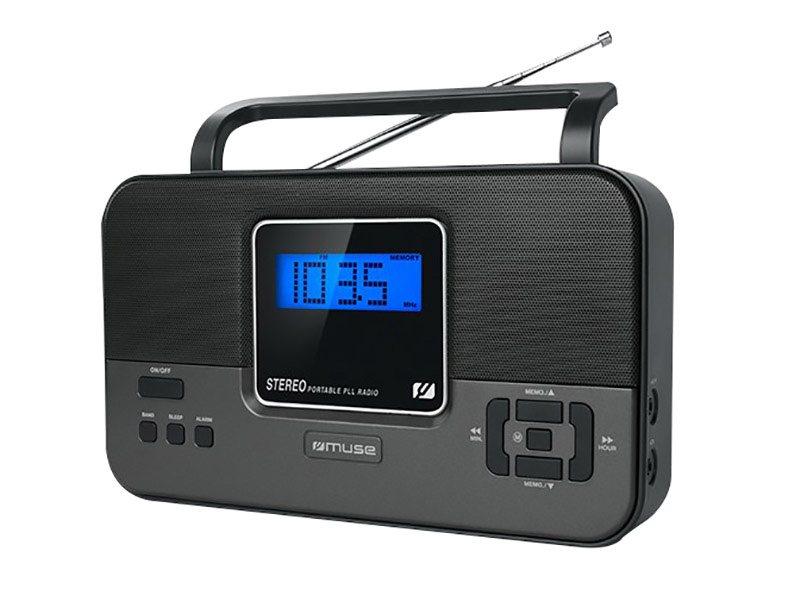 Radio Muse M-087r Pll