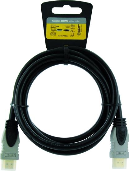 Câble video HDMI / HDMI 5 mètres (photo)