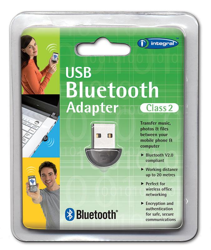 Clé Bluetooth Integral Mini