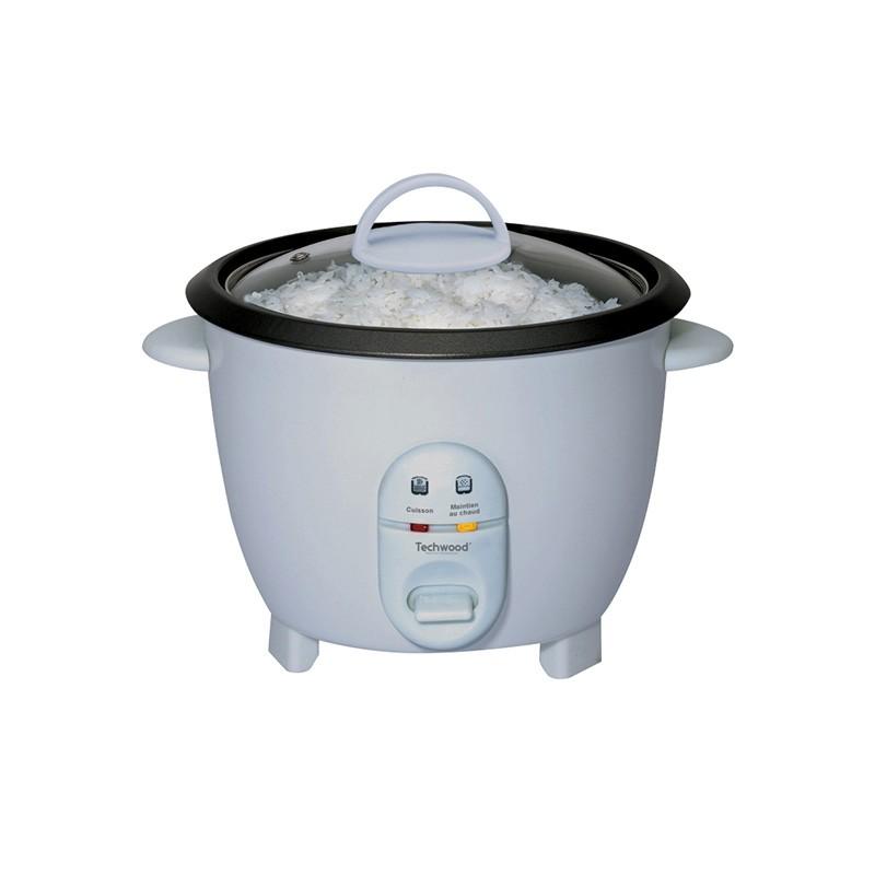 Cuiseur à riz TECHWOOD TCR-102 blanc 1L (photo)