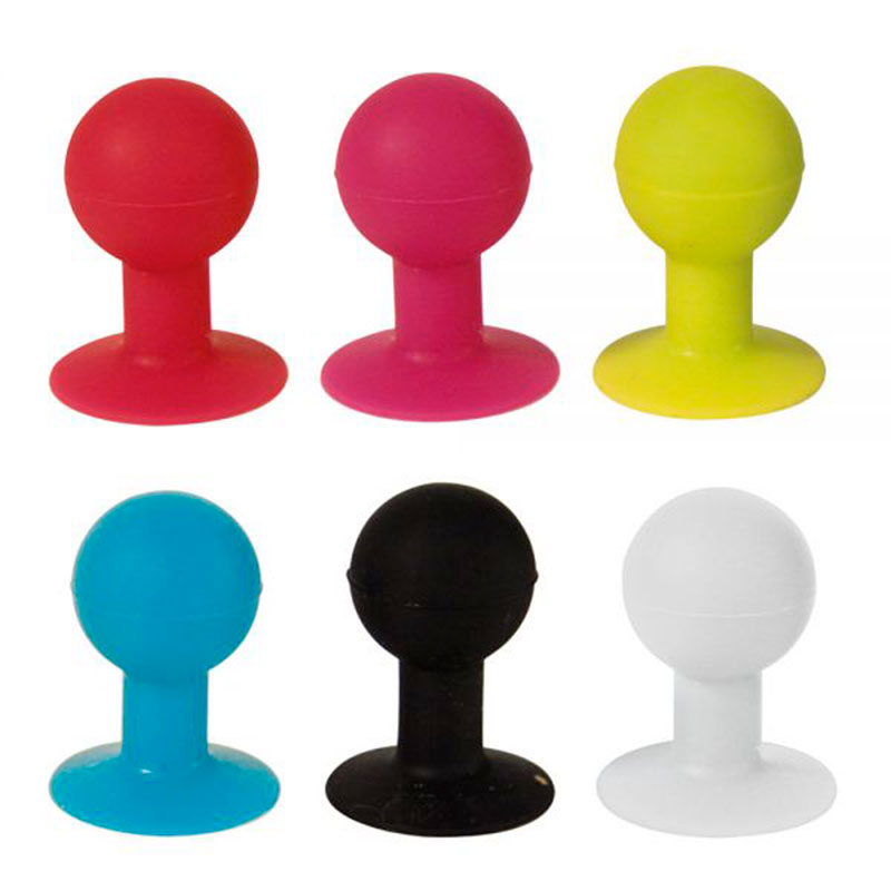 Pied CMP boule ventouse (coloris assort)